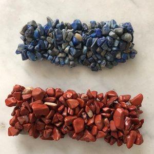 Jewelry - Set of 2 stone Bracelets